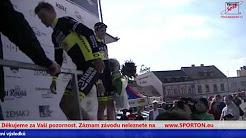 Velká Bíteš - Brno - Velká Bíteš 2017 vyhlášení
